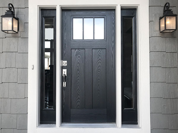 Entry Door Hunterdon Siding And Window Company Lebanon Nj